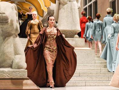 Metropolitan Fashion Week Gala Bellevue-Seattle, 2015