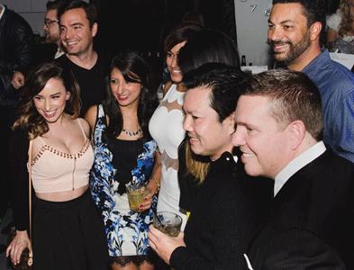 SuleyEra Launch Party 2015