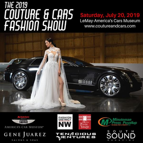 2019 COUTURE & CARS FASHION SHOW