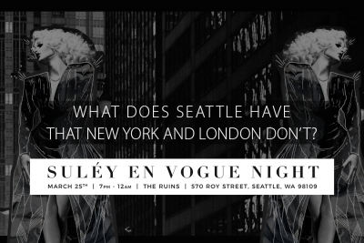 SULEY en Vogue Nights Open 2017 Season