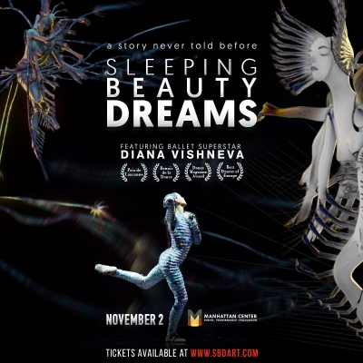 SLEEPING BEAUTY DREAMS STARTS US TOUR with NYC SHOW on Nov 2nd